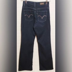 Levi's Perfectly Slimming 512 Bootcut  Denim Jeans